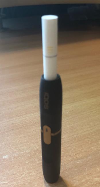 IQOS электронная сигарета