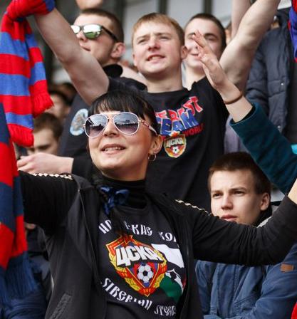 что значит ЦВБП в российском футболе