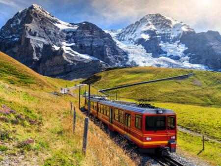 Какие достопримечательности есть в Швейцарии?