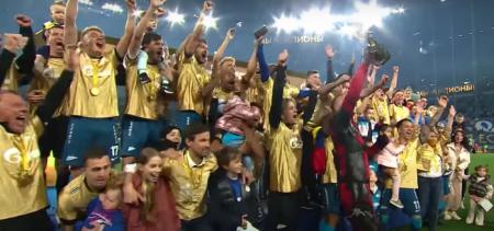 Кто стал чемпионом России по футболу 2020/2021 года?